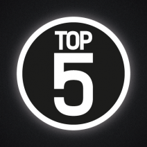 TOP 5 Nilza Mendes