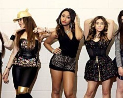 Fifth Harmony em São Paulo em 2016